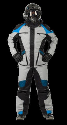 Облегченный теплый зимний костюм с подогревом «SUBZERO»