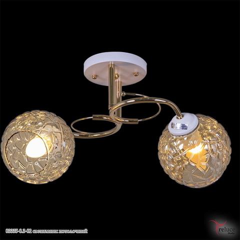 03335-0.3-02 светильник потолочный