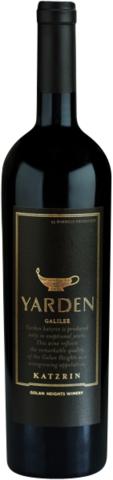 Golan Heights Winery Yarden Katzrin в подарочной упаковке