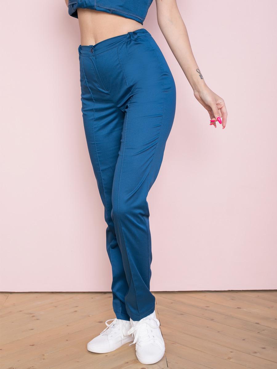 Купить брюки медицинские Б-110 клеон экстра|MediS.moda