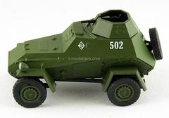 BA-64 military armored car 1:43 DeAgostini Auto Legends USSR #75