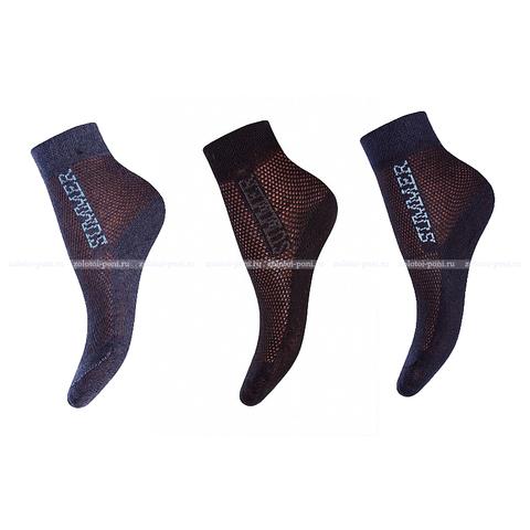 Носки сетка (12-24) ЛВ.Д10Р