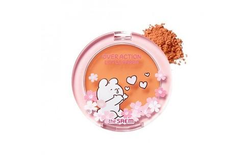 Румяна THE SAEM CR01 Naked Peach