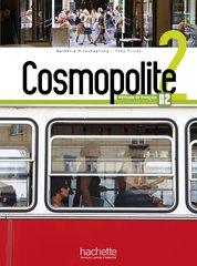 Cosmopolite 2 : Livre de l'eleve + DVD-ROM + Parcours digital