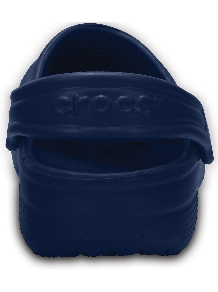 Детские сабо Крокс (Crocs) Classic Kids Navy 10006