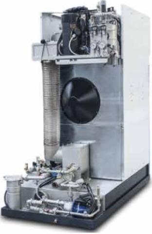 Стирально-сушильная машина FIRBIMATIC AQUADRY 10