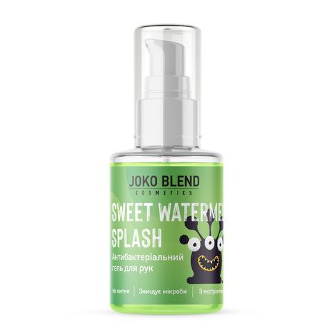 Антибактеріальний гель для рук Sweet Watermelon Splash Joko Blend 30 мл (1)