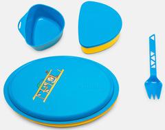 Набор туристической посуды детский Primus Meal Set Pippi Blue