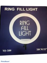 кольцевая лампа 58 см с пультом