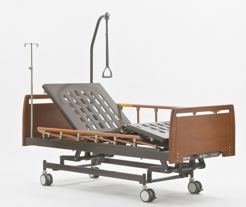 Медицинская кровать E-31 (MM-25) - фото