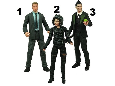Gotham Select TV Action Figure Series 01