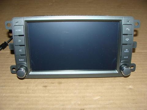Автомагнитола 3163-14 (мультимедиа с навигацией) SCD-3163