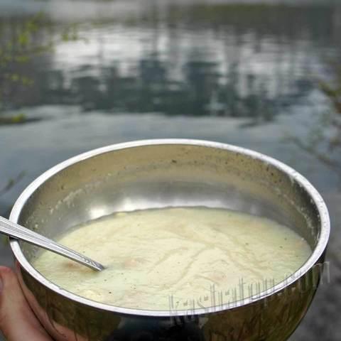 Свинина с картофелем Гала-Гала готовое блюдо от Kashatop