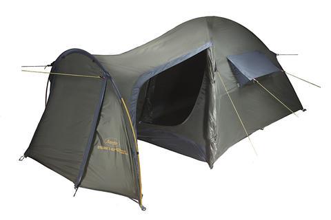 Палатка Canadian Camper CYCLONE 2 Al (цвет forest)