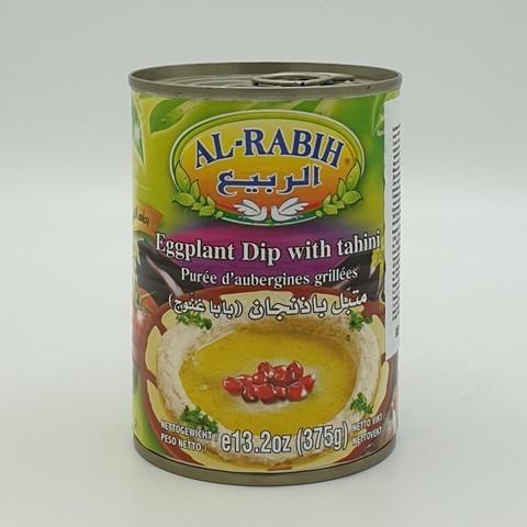 Соус из баклажана (Баба Гануш) Al-Rabih, 375 гр