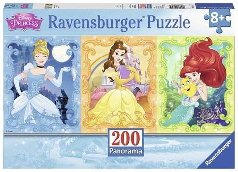 Puzzle DPR: Beautiful Princesses 200 pcs