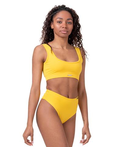 Спортивный топ Nebbia Miami sporty bikini - bralette 554 yellow