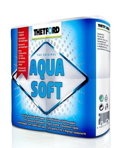Бумага растворимая Thetford Aqua Soft