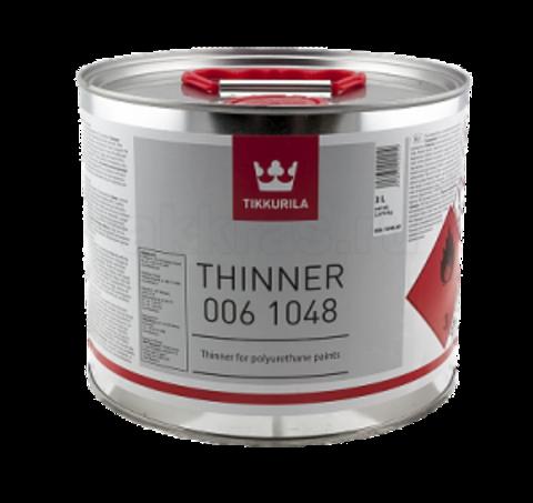 Tikkurila Thinner 1048 / Тиккурила растворитель разбавитель для красок