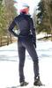 Женский утеплённый лыжный костюм Nordski Motion 2019 BlueBerry/Pink