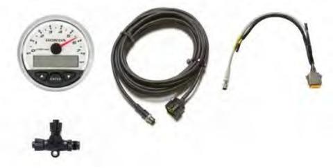 Тахометр для Honda, цифровой, NMEA 2000