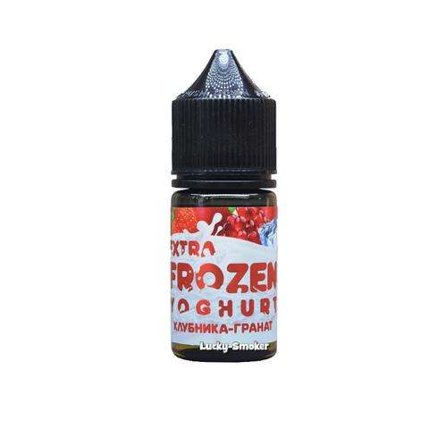 Жидкость Frozen Yogurt Salt 30 мл Клубника Гранат