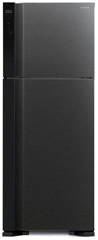 Холодильник с верхней морозильной камерой Hitachi R-V 542 PU7  BBK