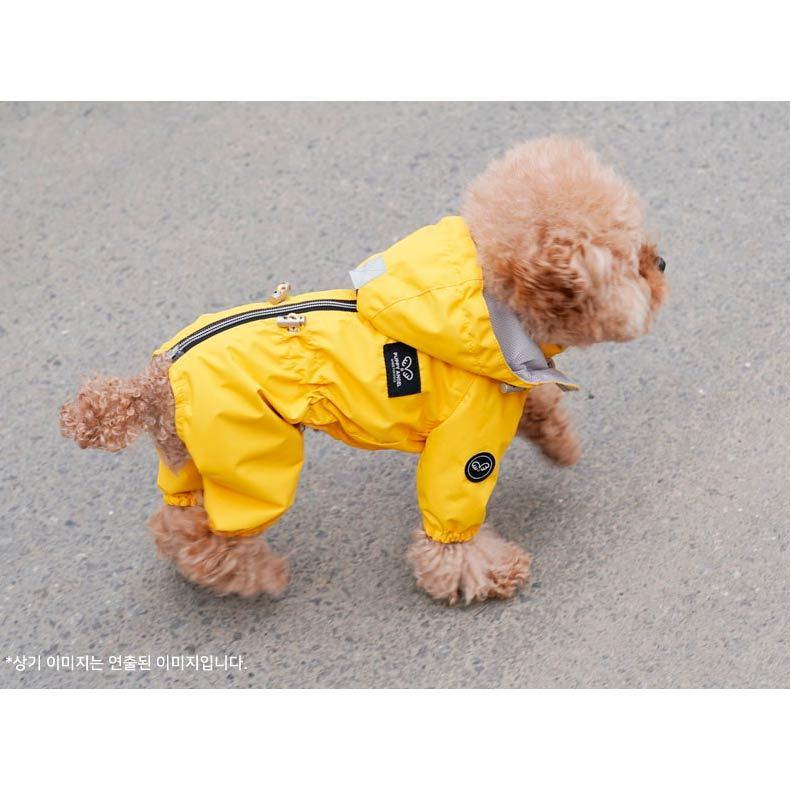 дождевики для собак девочек