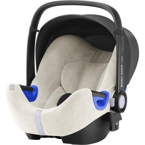 Romer Летний чехол для автокресла  Baby-Safe i-Size, белый