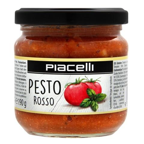 Соус песто из томатов Piacelli, 190г