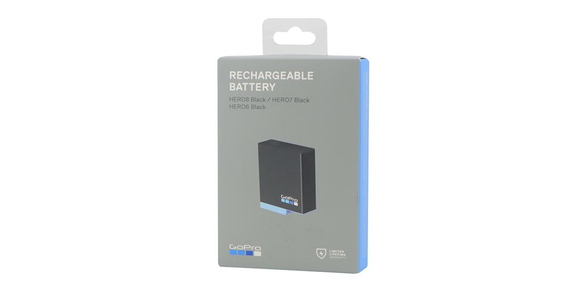 Аккумулятор для GoPro HERO6/7/8 Rechargeable Battery