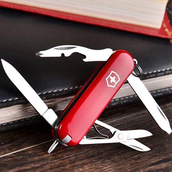 Швейцарский нож-брелок Victorinox Manager (0.6365) 10 функций | Wenger-Victorinox.Ru