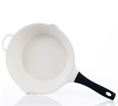 Глубокая сковорода LAZURITE 28 см Fissman