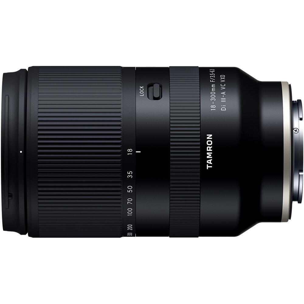 Объектив Tamron 18-300mm купить в интернет-магазине Sony Centre