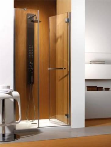 Дверь для душа RADAWAY Carena DWJ 90 34302-01-01N  L/R