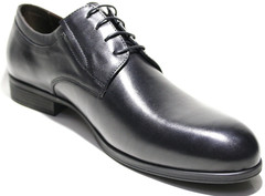 Мужские туфли дерби кожаные IKOC