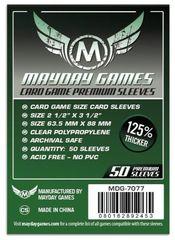 Протекторы для настольных игр Mayday Premium Card Game (63,5x88) - 50 штук