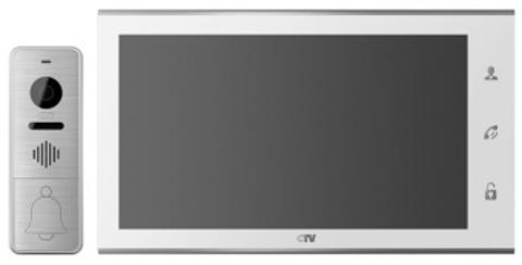 Комплект видеодомофона CTV-DP4105AHD