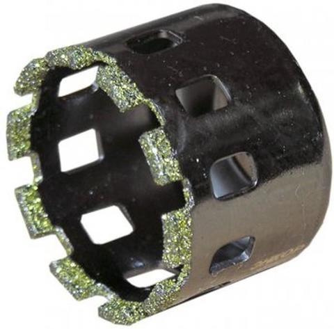 Коронка д/керамогранита ф38мм алмазная