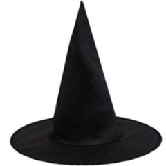 Шляпа ведьмы черная 34см/G