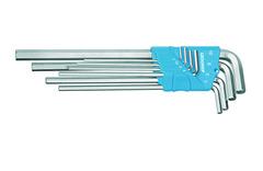 Набор ключей шестигранных 2-10 мм | Gedoretools.ru
