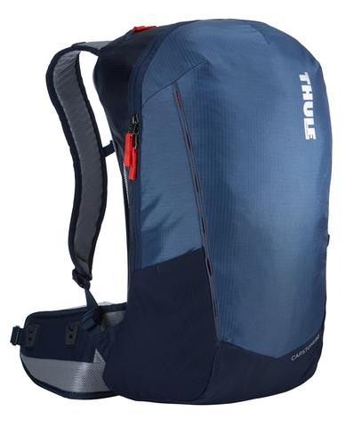 Картинка рюкзак туристический Thule Capstone 22 Синий - 1