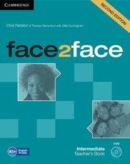 face2face (Second Edition) Intermediate Teacher's Book with DVD