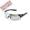 Очки солнцезащитные 2K S-18035-U (чёрный глянец / дымчатые зеркальные)