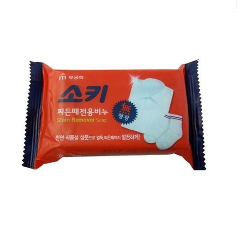 Хозяйственное мыло от пятен MUKUNGHWA Stain Remover Soap