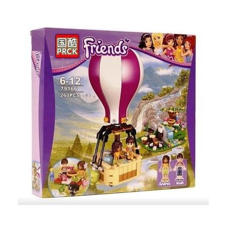 Конструктор Friends 79166 Воздушный шар Хартлейк Сити