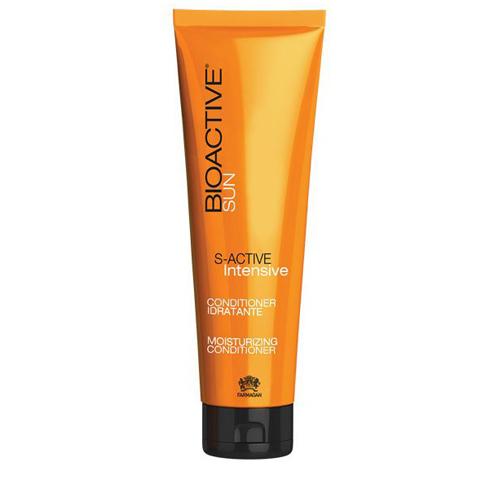 Farmagan Bioactive Sun S-Active: Интенсивный увлажняющий кондиционер для волос (Conditioner Moisturizing), 250мл