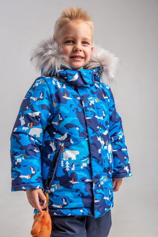 Зимний комплект Batik детский