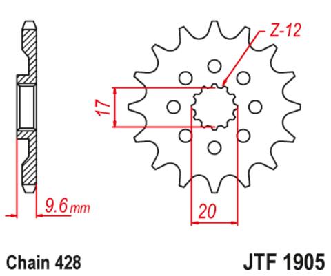 JTF1905