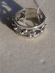 Скана (кольцо из серебра)